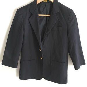 Jackets & Blazers - Navy Blazer